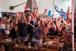 camping les Prades coupe du monde football restaurant