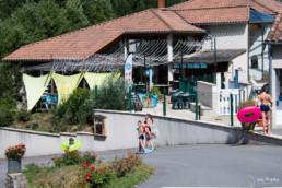 camping les Prades restaurant sur place gorges du Tarn