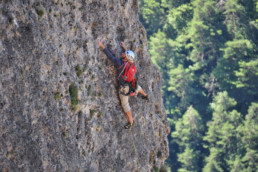 camping les Prades escalade sports extremes gorges du Tarn